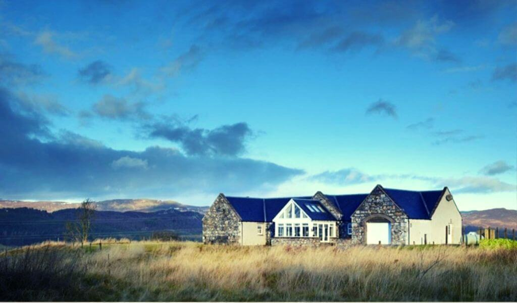 Mountain View Lodge, The Cairngorms