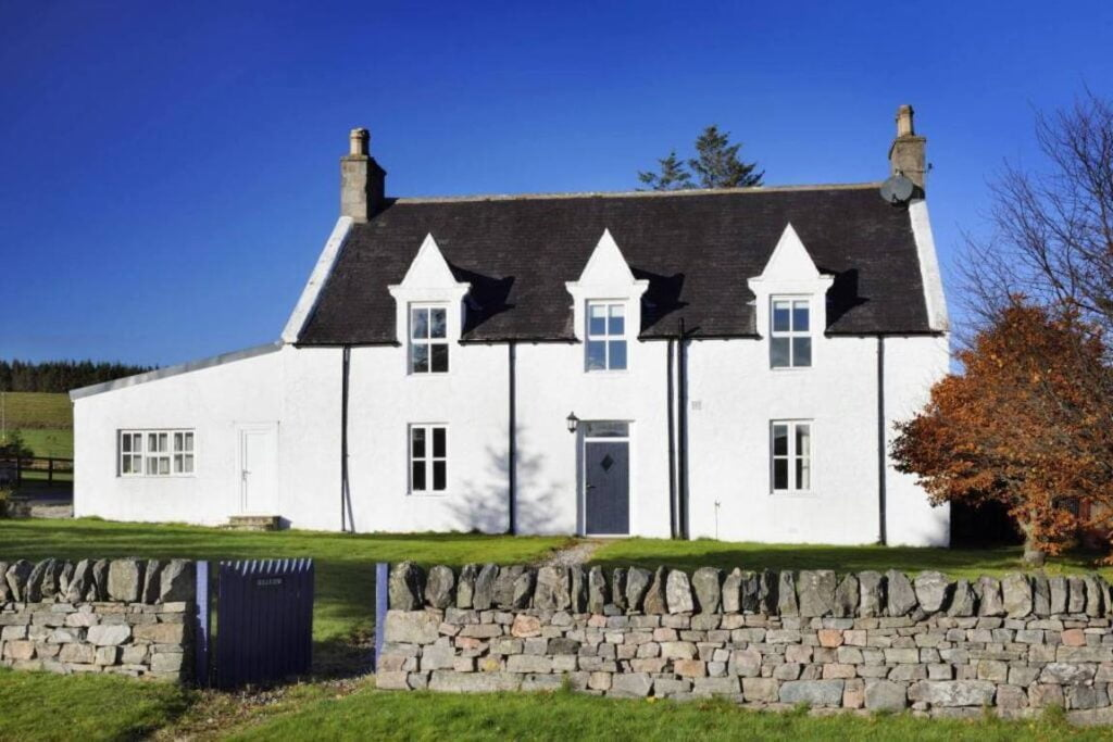 Hillview Cottage, Tomintoul