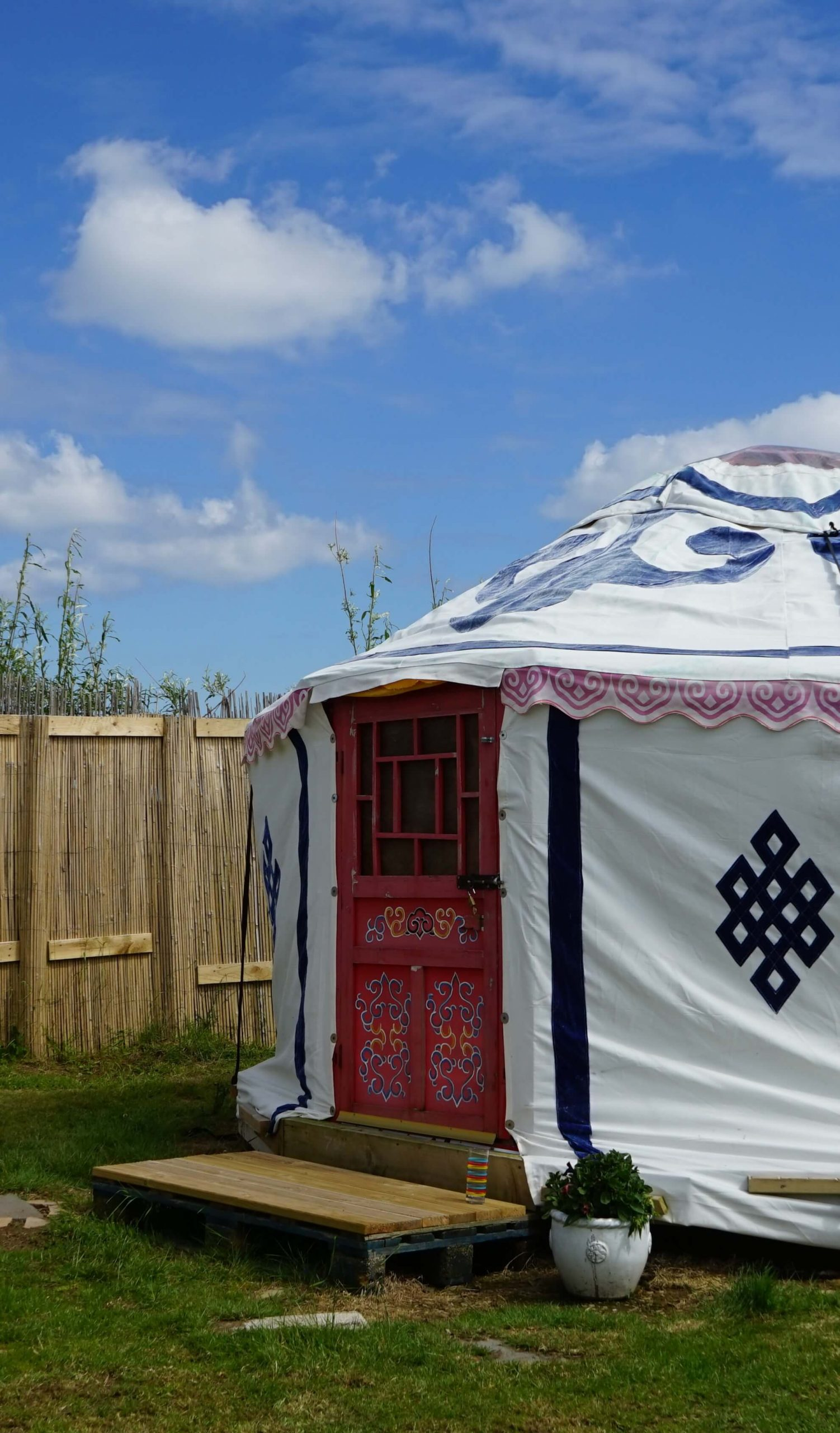 West Kellow Yurt