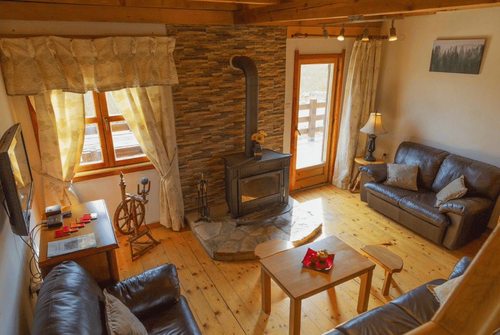 Montenegro chalet after