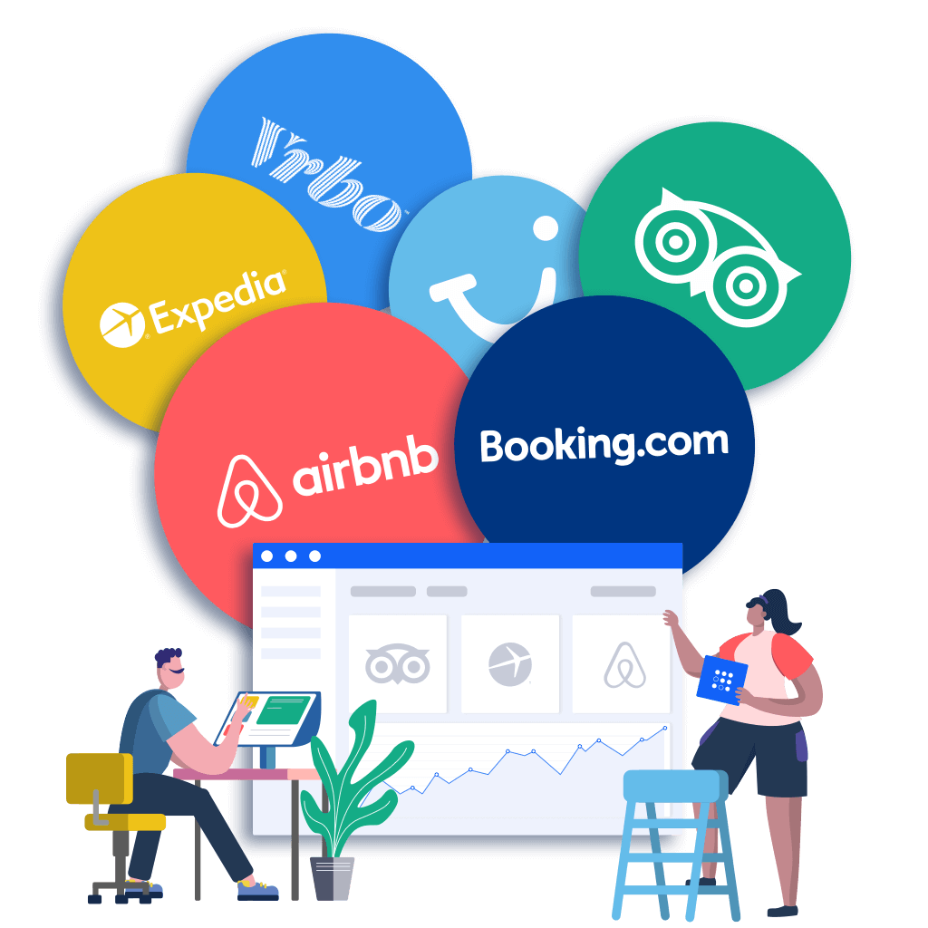 TravelNest booking channels