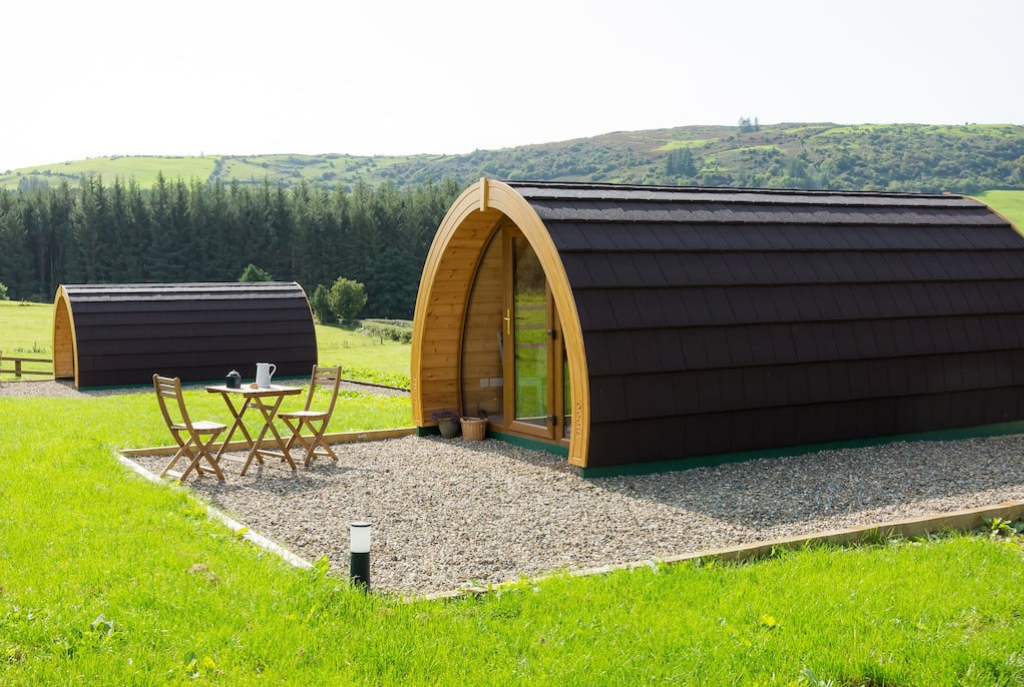 Glamping Pod, County Clare